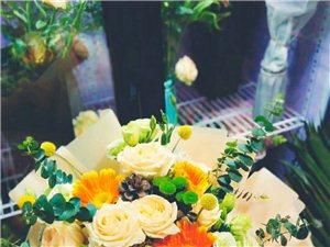 承接各种花束、花车、节日及婚礼现场布置