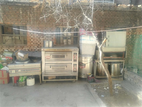 土豆粉砂锅店关闭,所有灶具低价处理。