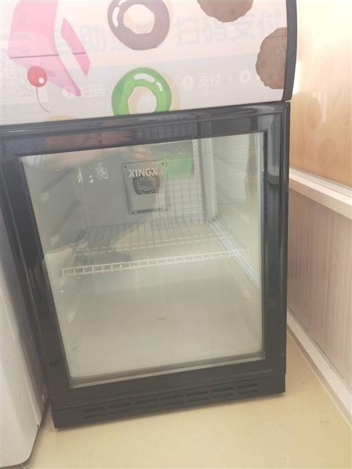90升冷藏柜,星星品牌的,9成新,没有任何问题,就是冰箱太多了用不上