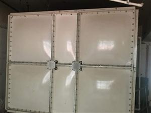 消防玻璃钢水箱2米,高2.5宽3米长。15立方,出售
