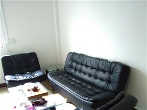 西皮沙发,全新无磨损,多功能可折叠