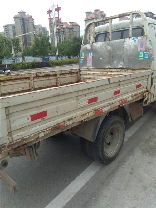 福田小货车