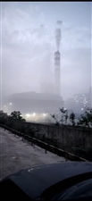 鄂州电厂污染严重