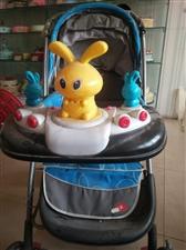 出售宝宝用的推车,孩子基本没怎么坐,包装袋都没撕呢。