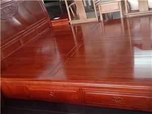 �����慧眼�R珠在我祥和�t木古典家具�^�x定�t木家具全套系列,床、沙�l、餐桌、��柜等,祝���祥和富�F