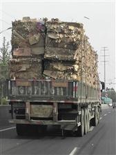 青州城管是不是该出手整治一下路上的撒花车了