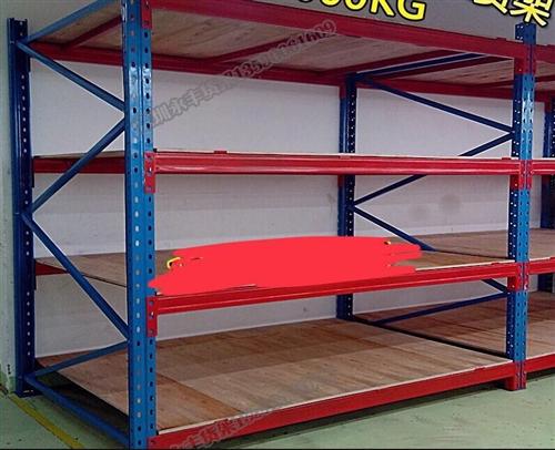大型货架,高度3米,每个5层,每层可以承重1吨,有意者来电咨询