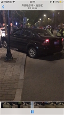 昨晚,6188彩票app龙沙区遇交警查酒驾,司机逃跑未果......