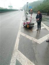 【求助】鹤山?#20197;?#39640;速入口处,大货车撞人逃逸!求目击者提供线索!