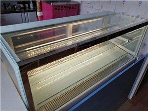 99成新冷藏展示柜保鲜柜商用蛋糕柜水果柜甜品冰柜风冷1.2*0.5*0.76