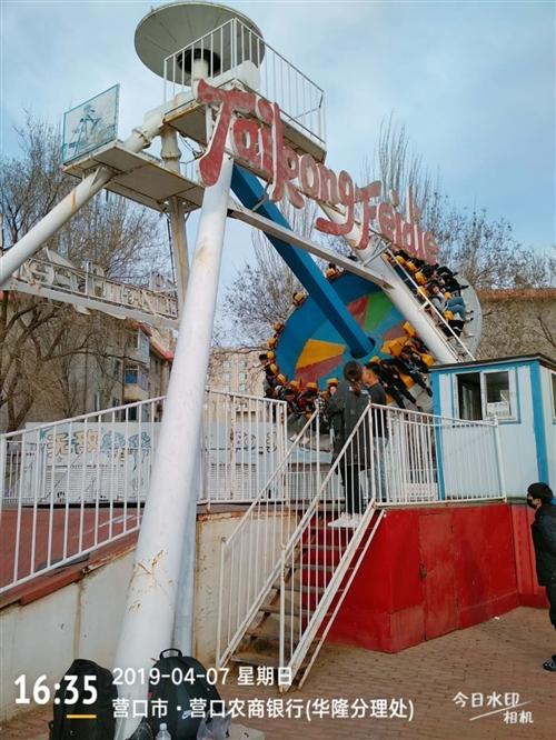 辽宁营口市楞严寺公园游乐场地及设备出售有意者价格面议
