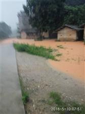 陆川这个地方下暴雨就被淹