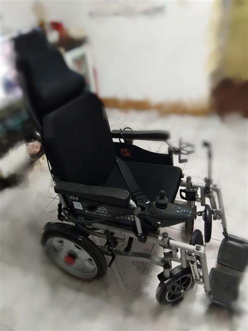 电动轮椅 有需要的凤翔地区见面交易。 99.9%新,买的价格2500元,现在急售。