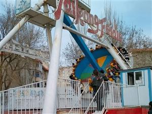 辽宁营口楞严寺公园游乐设备场地和设备出售