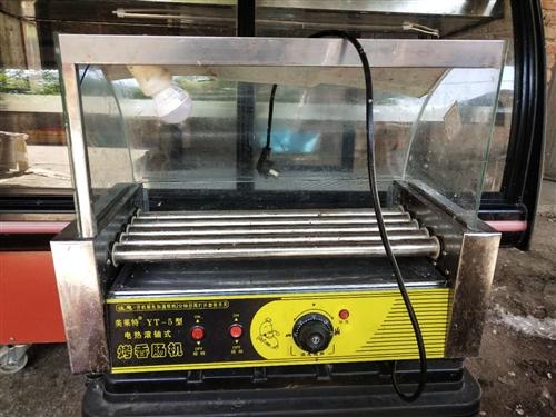 小型烤腸機無損壞使用六七個月