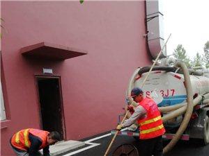 邻水县专业疏通维修大小管道 汽车清理化粪池
