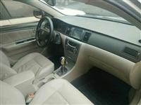 这车是吉利英伦,豪华版,带天窗。极品车况