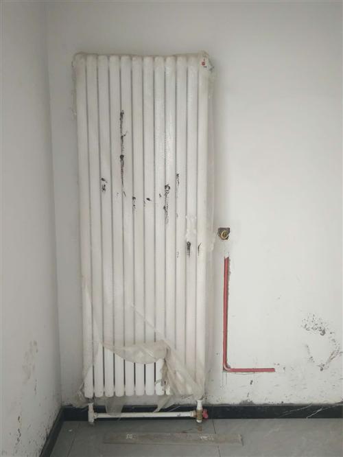 改地暖便宜处理暖气片,没用过