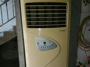 出售二手空调柜式一台,挂式3台