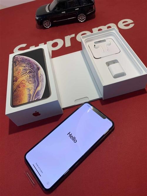 峡江苹果宝贝科技有限公司 Xs max 256G,  5980元。 全新美版未激活! 本乡本土...