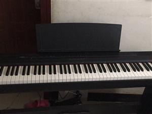雅马哈二手电钢琴.2016年购买使用时间不到1年