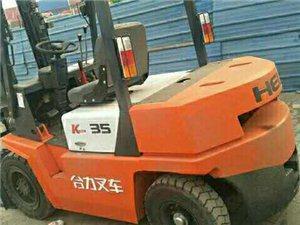 個人一手合力叉車3噸半出售一臺6噸叉車個人一手