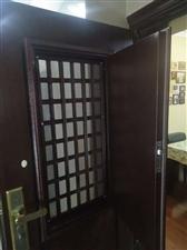 防盗门加装通风窗