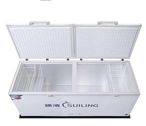 9成新大容量冰箱一台,太占地方,便宜出。