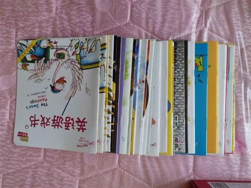 處理兒童繪本,課外讀物等書籍
