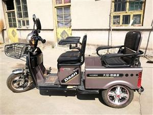 九成新電動三輪車,騎的非常愛惜,尋找有緣人,價格見車面議。