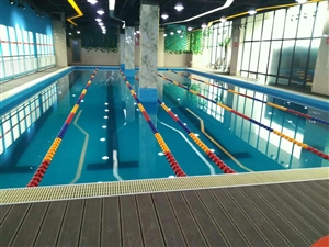 爱健身恒温游泳馆开放了