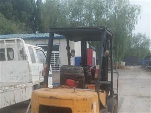 出售3噸叉車一部,自己用的無任何問題,地址:廣饒縣東毛王村