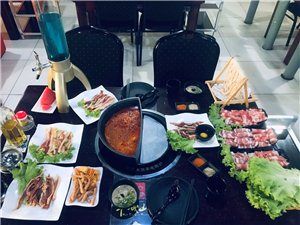 壹城壹色5D魔幻主题涮烤餐厅