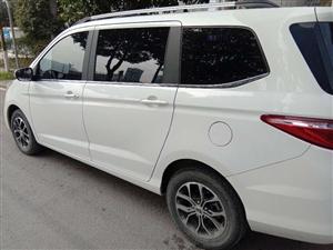 长安欧尚手动豪华型2017.11上牌,1.2万公里准新车出售电话18208406876