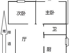 五台子西里2室 1厅 1卫375元/月