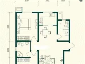 安泰佳宛2室 2厅 1卫25.5万元