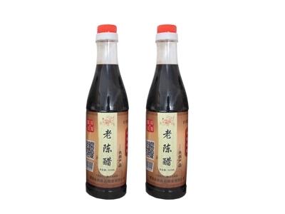 8年陈酿老陈醋500ml/瓶