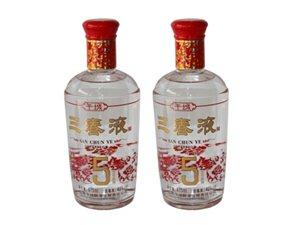 陈酿三春液(五年)/瓶
