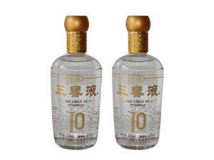 三春液(十年)/瓶