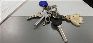 是哪个掉了钥匙在出租车上