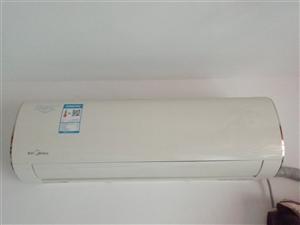 出售空调1.5大?#40644;ィ?#20919;暖,九成新