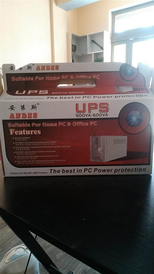 【安第斯】UPS 適用于企事業單位、政府、科研、信息及教育等行業的PC機、路由器、POS機、通信機...