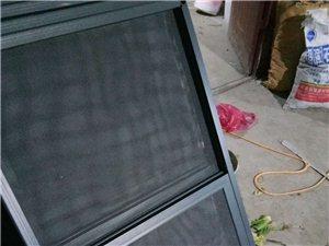 上门测量,加工安装金刚网系列纱窗,纱门,隐形纱窗