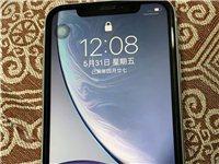 个人自用苹果XR128G白色,3月9号贵阳苹果专卖店国行正版原价6488购买,双卡双待,一年保修,机...