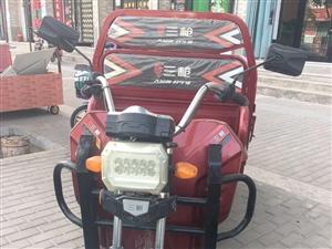 三枪牌电动三轮车,9.9成新,19年元月份买的新车,电池,轮胎完好无损,售价2800,诚心要的欢迎来...
