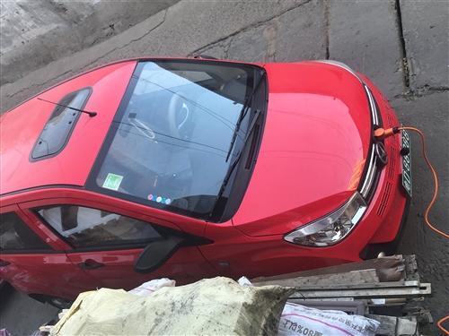 丽驰电动汽车一台,买了没开几次、三百来公里