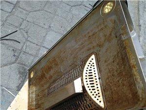 烟机重油污,热水器深度清洗效果!