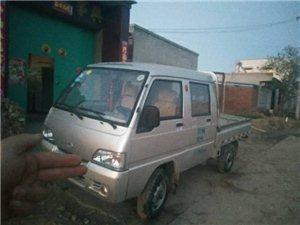 福田雙排柴油車