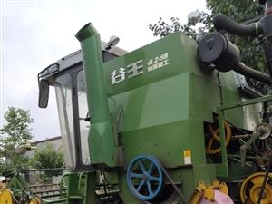 2013年谷王小麥收割機