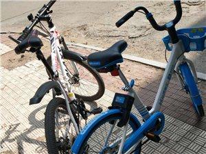 共享单车不是私人物品